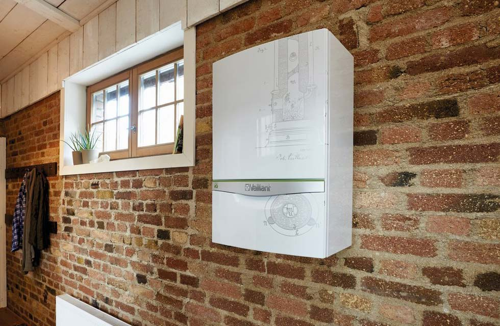 new vaillant system boiler installed by our newcastle gas engineer